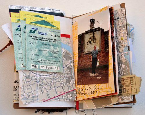 travel journal jbs project kit ponderings