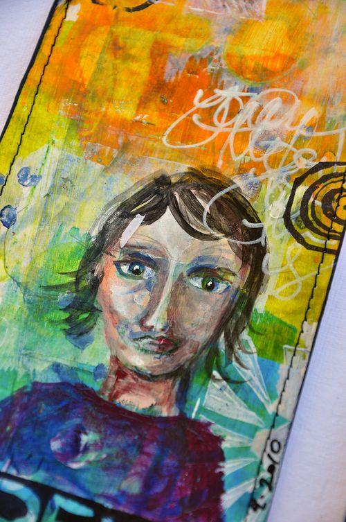 Dina postcard 2