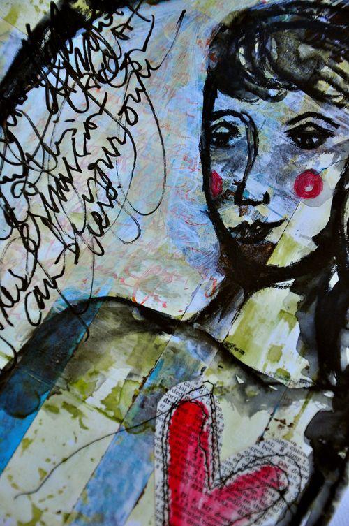 Window girl 01