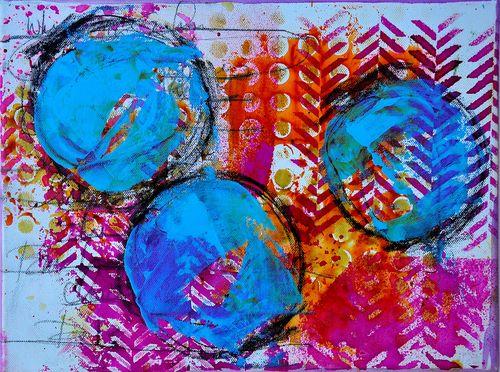 Circle canvas 01