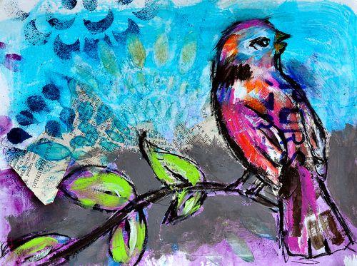 Birdie 01
