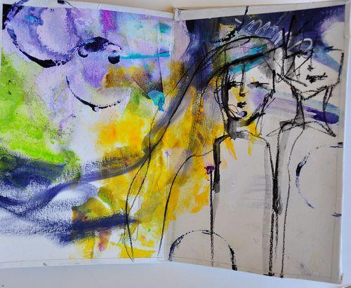 Dina scribble 03