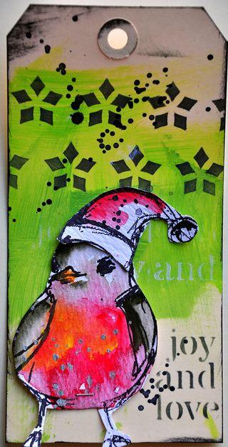 Dina bird 03