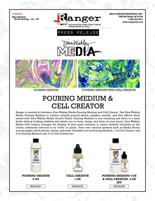 DM Pouring Medium Cell Creator June 2018 PR