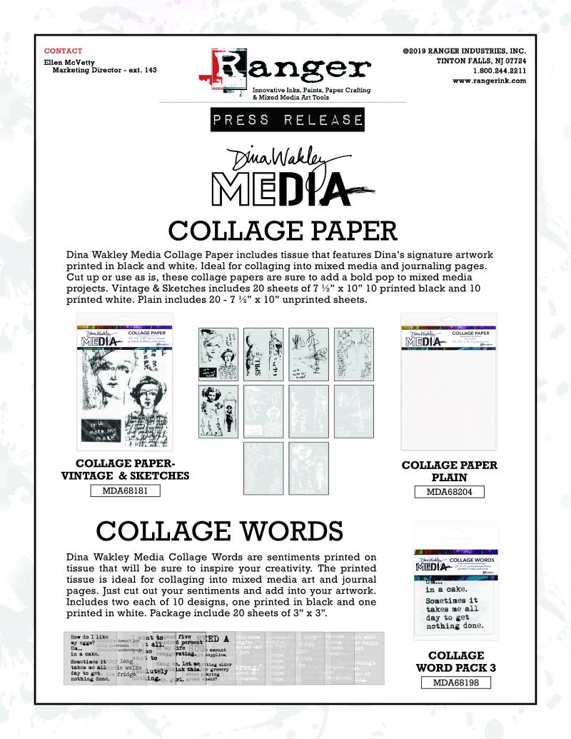 DM Tissue Paper August 2019 PR