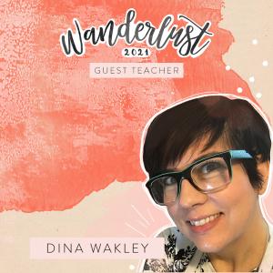 W21 Dina Wakley