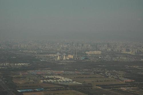 Beijingairplanewindow