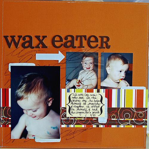 Waxeater